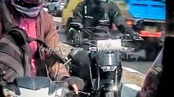 Yamaha MT-15 spotted in Indonesia again; new rendering hits the web - Spied