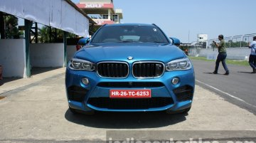 2015 BMW X6 M, 2015 BMW X5 M - First Drive Review