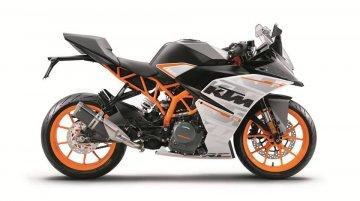 2016 KTM RC390 unveiled at 2015 EICMA - IAB Report