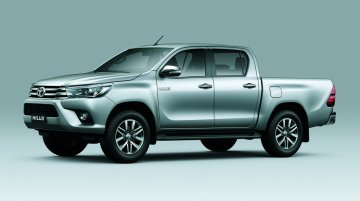 2016 Toyota Hilux launched in Argentina, priced from 330k-630k pesos - IAB Report