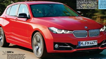 2017 BMW 1 Series, BMW 2 Series to adopt front-wheel-drive - Report
