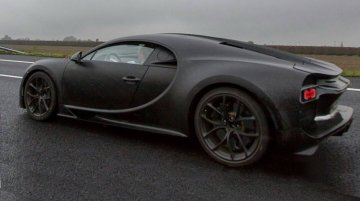 Bugatti Chiron capable of hitting 467 km/h (290 mph) - Report