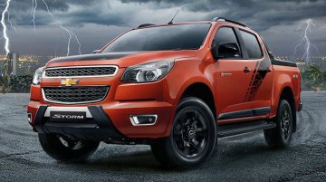 Chevrolet Colorado High Country Storm revealed for Thailand - IAB Report
