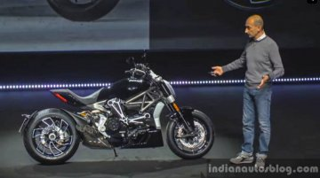 Ducati XDiavel unveiled at 2015 EICMA, 55 Images inside - IAB Report