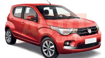 Fiat X1H is expected to cost under BRL 30,000 in Brazil - Rendering
