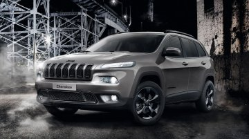 Jeep Cherokee Night Eagle announced for UK - IAB Report