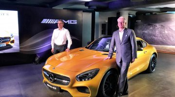 Mercedes AMG GT launched in India, priced from INR 2.4 crore - IAB Report [Updated]