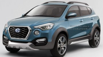 Production-spec Datsun GO-Cross is ready for market launch - Indonesia