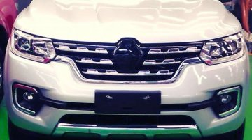 Alleged production-spec Renault Alaskan snapped undisguised - Spied
