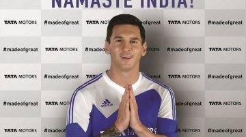 Tata Motors appoints Lionel Messi as global brand ambassador - IAB Report