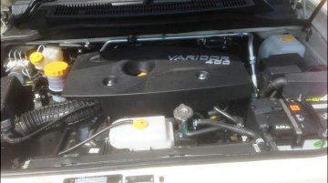 Tata Safari Storme VariCOR 400 to launch in the coming days - Spied