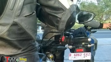 Yamaha MT-15 could feature keyless ignition system - Spied