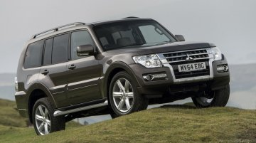 Successor to the Mitsubishi Pajero/Montero/Shogun cancelled - Report