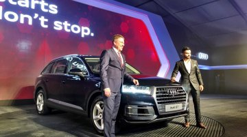 2016 Audi Q7 launched in India, priced at INR 72 Lakhs - IAB Report