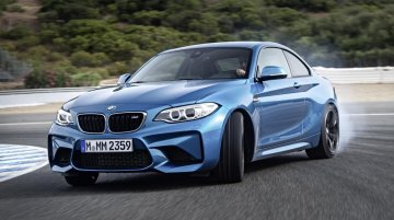 BMW M2, BMW X4 M to debut at Detroit Auto Show 2016 - IAB Report