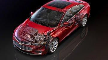 Chevrolet Malibu Hybrid launched in USA - IAB Report