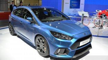 Ford Focus RS - Motorshow Focus