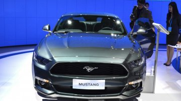 Ford Mustang launches in India today - IAB Report