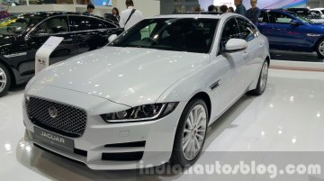 India-bound Jaguar XE - Motorshow Focus