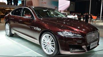 India-bound 2016 Jaguar XF – Motorshow Focus