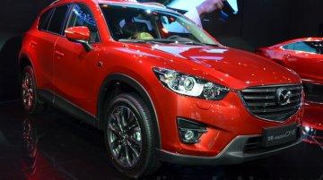 Mazda CX-5 - Motorshow Focus