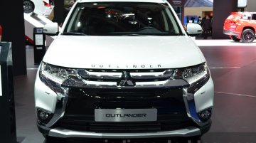 Mitsubishi Outlander launch in India in early 2018 - Report
