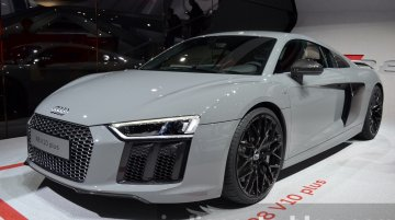 India-bound 2016 Audi R8 - Motorshow Focus