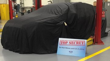 2017 Ford Fusion (facelift) debut confirmed at the Detroit Auto Show - IAB Report