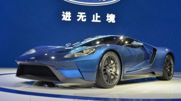 2017 Ford GT - Motorshow Focus