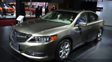 Acura RLX SH-AWD - Motorshow Focus