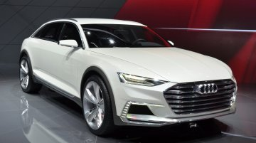 Audi Prologue Allroad Concept - Motorshow Focus