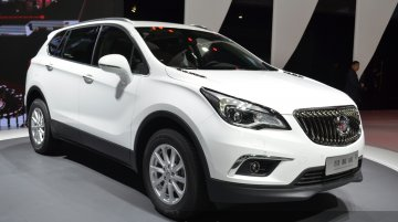 Buick Envision - Motorshow Focus