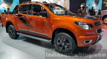 Chevrolet Colorado High Country Storm - Motorshow Focus