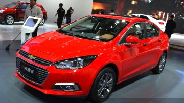 China-spec Chevrolet Cruze - Motorshow Focus