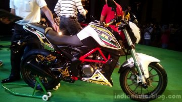 Benelli TNT 25 launched in India at INR 1.68 lakhs - IAB Report