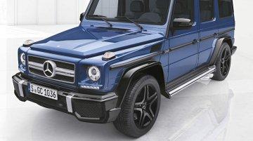 Mercedes-Benz launches Designo Manufaktur for G Class – IAB Report
