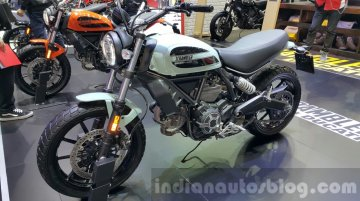 Ducati Scrambler Sixty2 makes Asian debut at 2015 Thailand Motor Expo - In Images