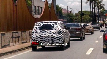 Fiat X1H spotted featuring production-spec headlamps, taillamps - Spied