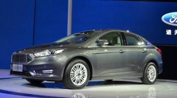 China-spec new Ford Focus - Motorshow Focus