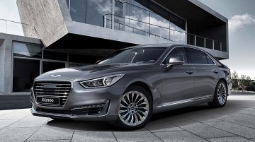Genesis G90 (Genesis EQ900) unveiled, arrives in H2 2016 for global markets - IAB Report