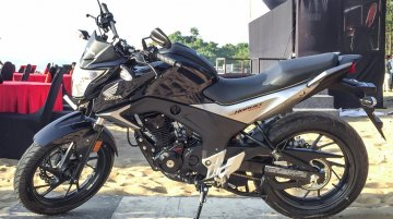 Honda CB Hornet 160R faired variant slated to launch this fiscal - Report