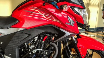 Honda CB Hornet 160R launched at INR 79,900 - IAB Report
