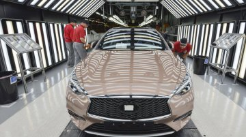 Production of Infiniti Q30 starts in UK- IAB Report