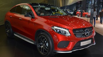 Mercedes GLE Coupe to launch in India on January 12 - IAB Report
