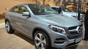 India-bound Mercedes GLE Coupe – Motorshow Focus
