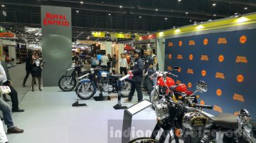 Royal Enfield brand debuts in Thailand, growth in India continues - IAB Report