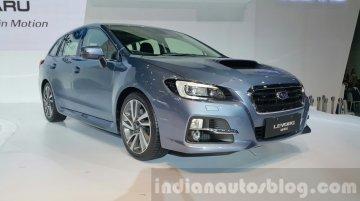 Subaru XV facelift, Subaru Levorg launched at 2015 Thailand Motor Expo - IAB Report