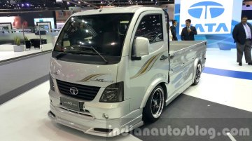 Tata Super Ace Sporty concept showcased at Thai Motor Expo - IAB Report