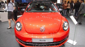 Volkswagen Beetle - Auto Expo 2016