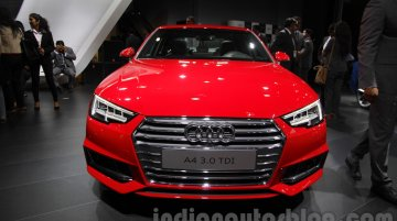 2016 Audi A4 to launch in India on September 8